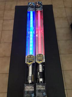 Sable Laser Starwars Ultimate Fx Lightsabaer (originales)