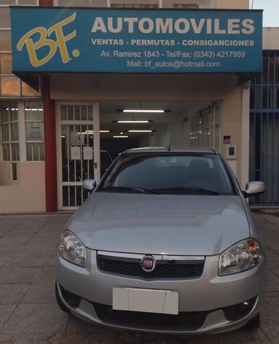 Fiat Siena El Attractive Pack Seguridad 1.4 2015