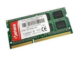 Memória Notebook 8gb Ddr3 1333 Mhz Dell Acer Mac