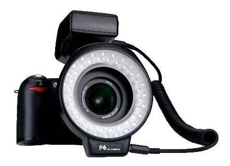 Iluminador Macro Mrc-80v Canon , Nikon E Todas As Dslr
