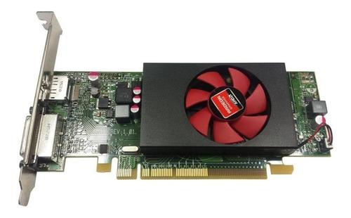 Tarjeta Video Radeon R5 240 1 Gb Gddr3 Dvi-i Displayport Gpu