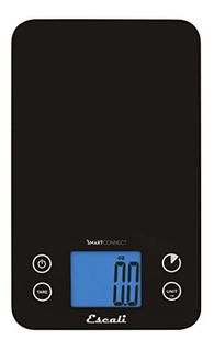 Escali Smart Connect Balanza De Cocina Bluetooth, 11 Libras