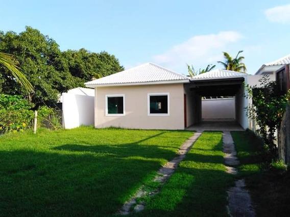 Ótima Casa Praia Do Hospício Araruama Rj 2 Quartos 1 Suíte