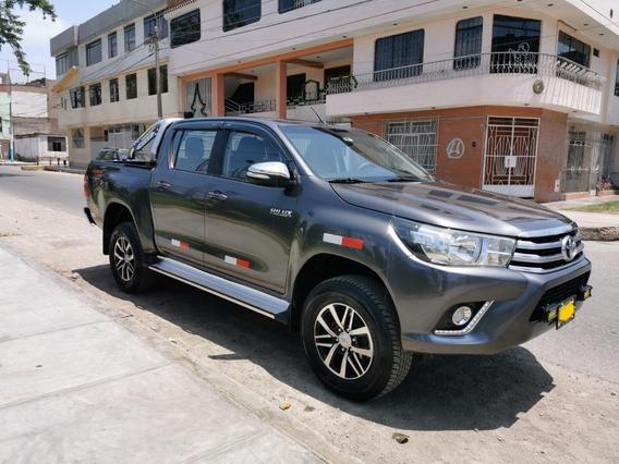 Toyota Hilux 4x4 Full 2017 39000 Km