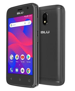 Celular Barato Blu C4 8gb Novo Tela 4 Android 8 3g Quad Core