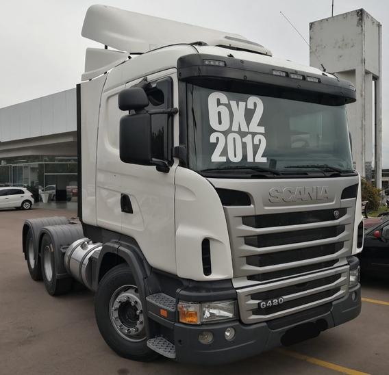 Scania G420 6x2