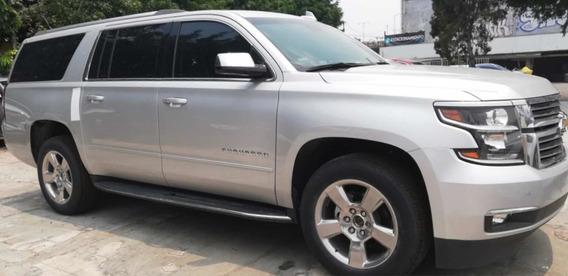 Chevrolet Suburban 5.4 Premier Piel 4x4 At 2019