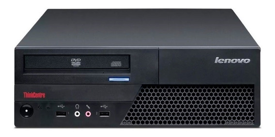 Cpu Lenovo Core 2 Duo 4gb Ram Hd 160gb Thinkcentre