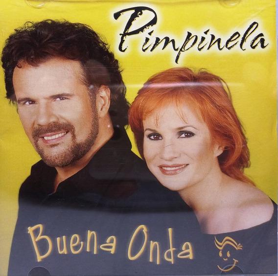 Pimpinela - Buena Onda Cd@