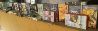 Colección 44 Películas Vhs Originales, Impecables