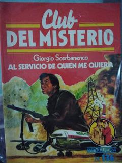 Club Del Misterio Al Servicio De Quién Me Quiera N°136