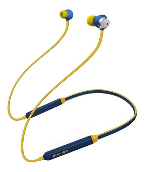 Fone De Ouvido Bluedio Tn Sem Fio Bluetooth - Novo Lacrado