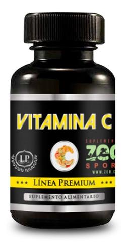 Vitamína C Pura, 90 Cápsulas Vegetales De 500 Mg Cada Una