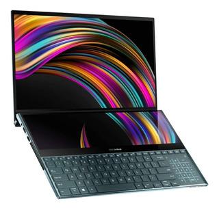 Asus Zenbook Pro Duo 4k Rtx 2060 I9-9980hk 32gb 1tb Ssd