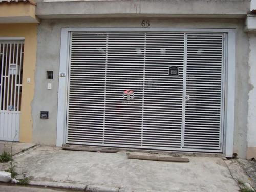 Imagem 1 de 12 de Sobrado À Venda, 3 Quartos, 1 Suíte, 2 Vagas, Demarchi - São Bernardo Do Campo/sp - 88058