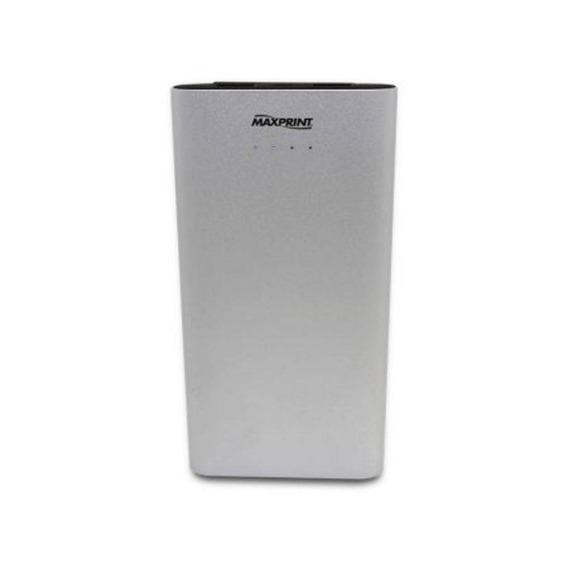Power Bank Para Celular - 7000 Mah Maxprint Aluminio