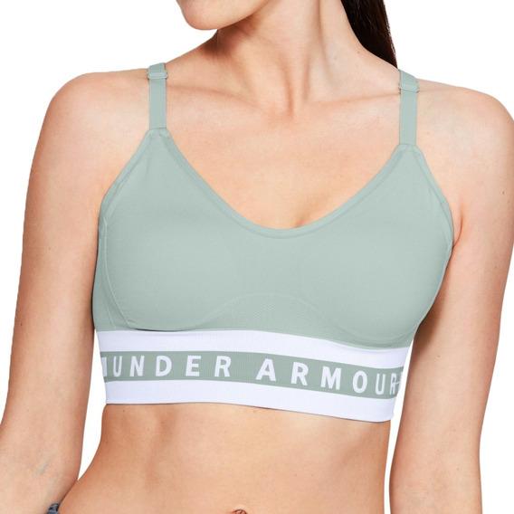 Top Under Armour Training Seamless Bra Mujer Cm