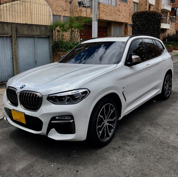 Bmw X3 M40i 2019 - Blanca 3.0. Turbo