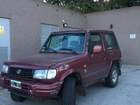 Hyundai Galloper 2.5 I 4x4 Exd 1998