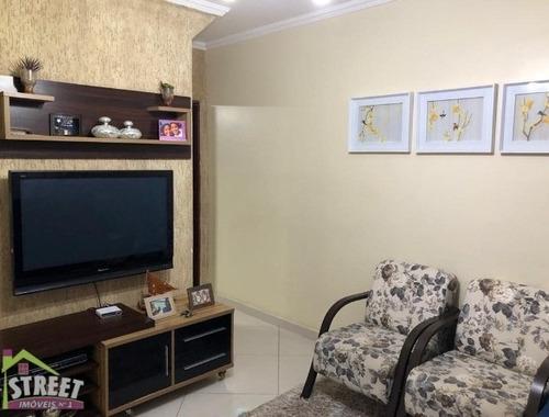Imagem 1 de 21 de Casa Em Condomínio Fechado Com 3 Dormitórios E 2 Vagas - Ca00097 - 69429986