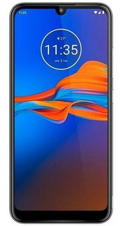Motorola E6 Plus 64gb 4ram Color Arándano Edición Especial
