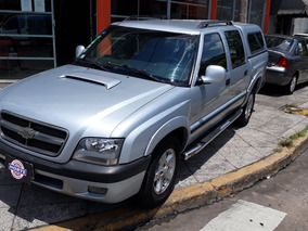 Chevrolet S10 2.8 4x4 Dc Dlx 4x4 Motor Mwm Full Impecable