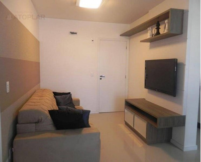 Apartamento Residencial À Venda, Centro, Navegantes. - Ap0747