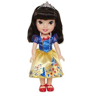 Princesa De Disney Explora Tu Mundo Blancanieves Muneca Gran