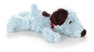 La Felicidad De Los Cacahuetes Es Un Calido Cachorro Azul