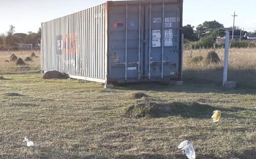 Containers Maritimo 40ft Usado. Buen Estado. Piso Excelente