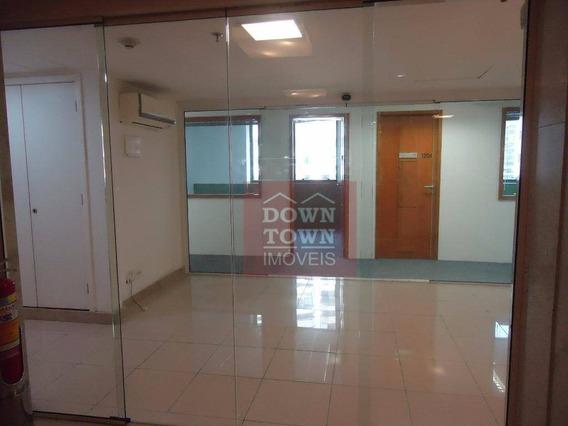Sala Para Alugar, 370 M² Por R$ 7.600,00/mês - Barra Da Tijuca - Rio De Janeiro/rj - Sa0205
