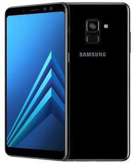 Samsung Galaxy A8 (2018) Duos L/fábrica 32gb 4 Ram Sellado
