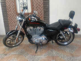 Harley Davidson Xl883l Superlow