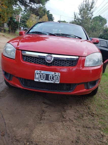 Fiat Siena 1.4 Sedan 2013