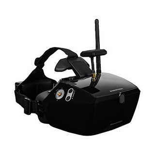 Tecnología Usable Electrónica 4-up Black Swagtron