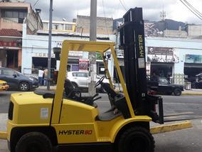 Montacargas De 4tn A Diesel Oportunidad