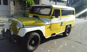 Jeep Ika Carrozado Largo - J2pb