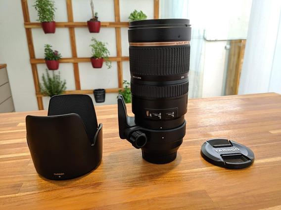 Lente Tamron 70-200 Vc G1 - Nikon Com Nota