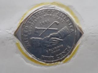 Medalla De La Paz De 1803