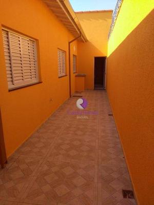 Casa Residencial À Venda, Cidade Edson, Suzano. - Ca0289
