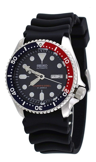 Made In Japan Seiko Automatic Scuba Diver 200m Skx009j1