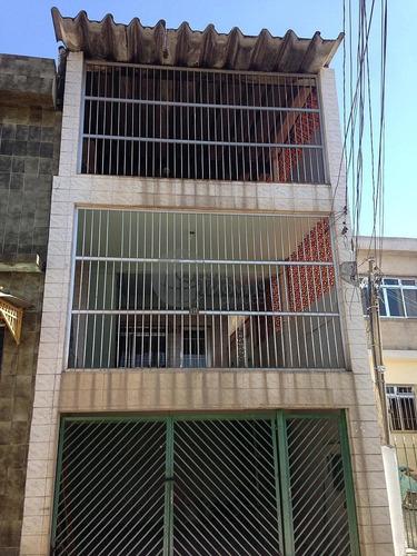 Venda Sobrado São Paulo Jd São Jorge - S271