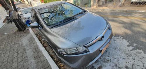 Honda Civic Lxs Flex  -  2008