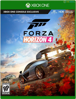 Forza Horizon 4 Xbox - Key Original - Region Global
