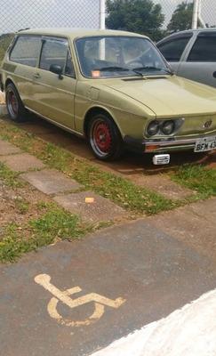 Volkswagen Brasilia 82