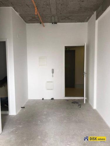 Sala À Venda, 32 M² Por R$ 185.000,00 - Baeta Neves - São Bernardo Do Campo/sp - Sa0092