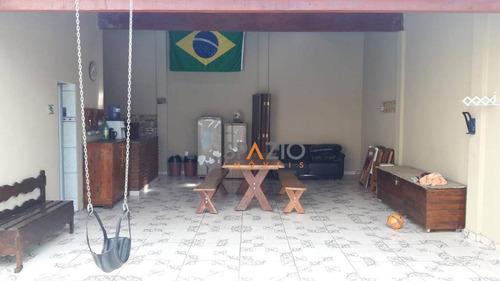 Imagem 1 de 7 de Chácara Com 1 Dormitório À Venda, 160 M² Por R$ 220.000,00 - Jardim Dona Regina Picelli - Rio Claro/sp - Ch0013
