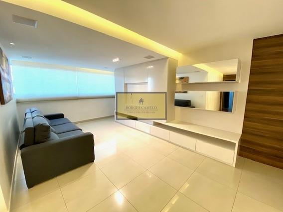 Apartamento 3 Quartos C/ Lazer À Venda - Burutis - 5455