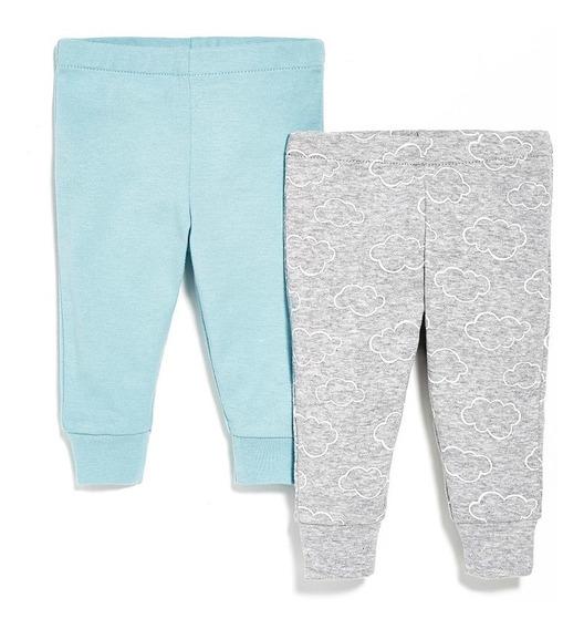 Pantalon Bebe Set 2 Pz. Azul Skip Hop