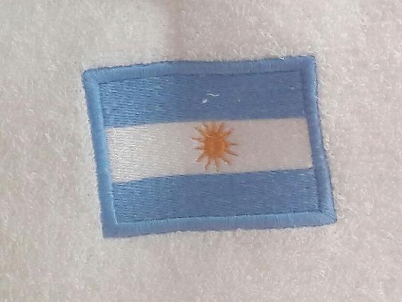 Aplique - Parche - Bandera Argentina